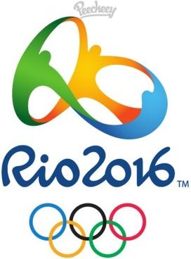 olympics rio de janeiro in 2016 logo
