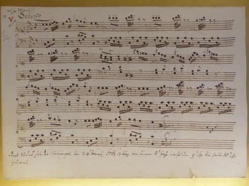 once notebook music leopold mozart