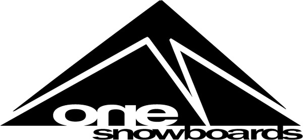 one snowboards