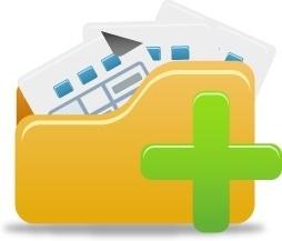 Open Folder Add