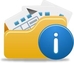 Open Folder Info