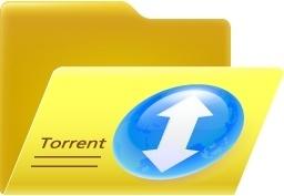 Open torrent folder