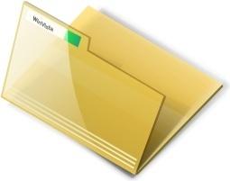 Open vista folder