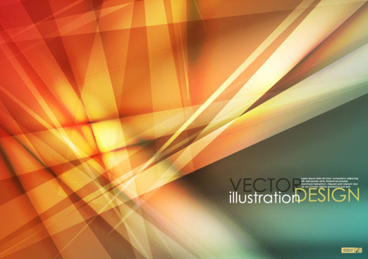 optical line for intersect backgrounds vector illustration