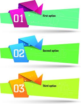 option menu design