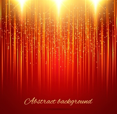 orange beautiful abstract background