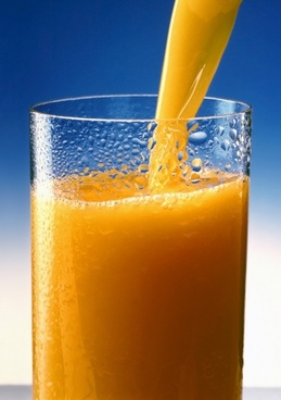 orange juice juice vitamins