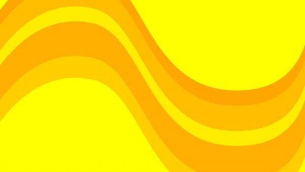 orange yellow retro