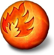 Orbz fire