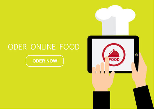 Vector Food Delivery Free Vector Download 5937 Free Vector For