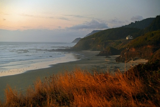 oregon coast pacific
