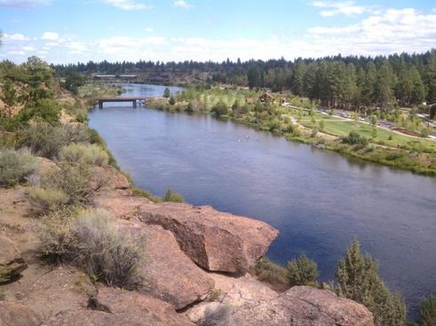 oregon river water