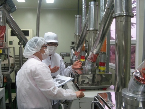 organic screening processed food