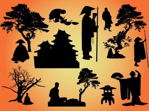 Oriental Vector Graphics