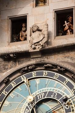 orloj moving figures