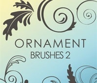 Ornament Brushes 2