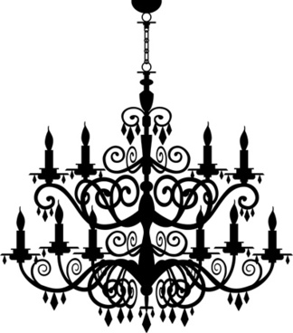 Chandelier free vector download (67 Free vector) for commercial use ...