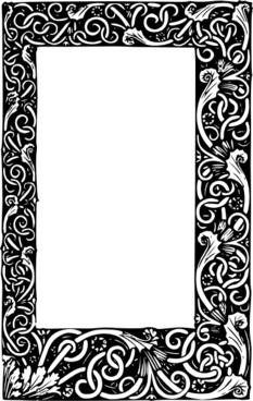 Ornate Frame clip art