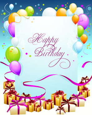 happy birthday free vector download 5 321 free vector for