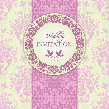 pink gold background invitation free vector download 51 439 free