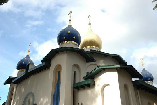 orthodox church of all russian saints burlingame california usa 1033