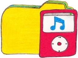 Osd folder y ipod