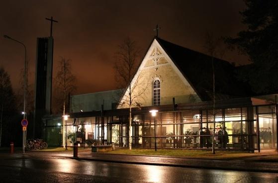 oulu finland church
