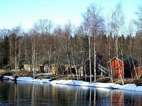 oulu finland landscape