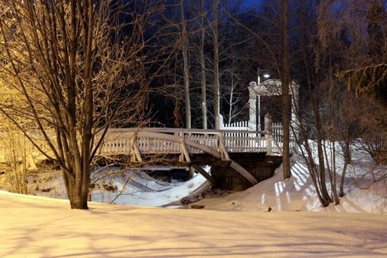 oulu finland winter