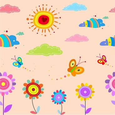 Nature Drawing Kids Free Vector Download 99 525 Free Vector For Commercial Use Format Ai Eps Cdr Svg Vector Illustration Graphic Art Design