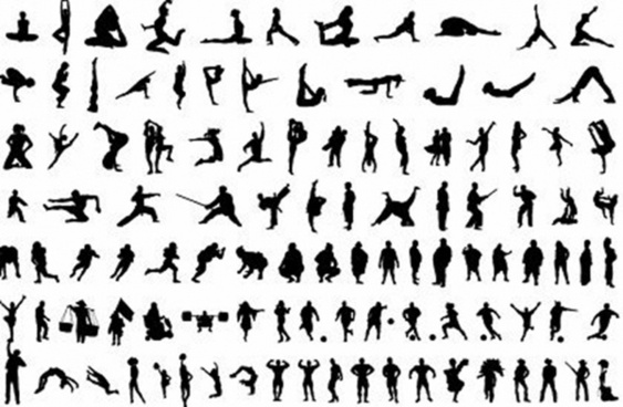 silhouette free vector download 5 394 free vector for commercial