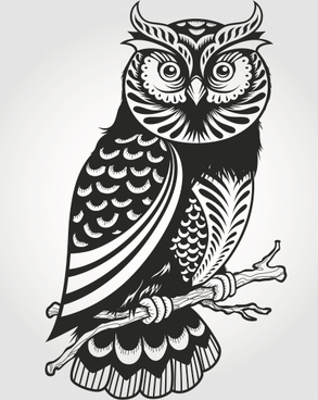 owl vector image Free owl vector graphics free vector download (282 Free vector) for ...