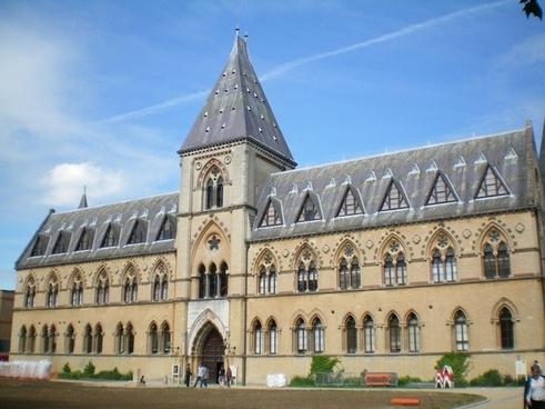 oxford england muzeum