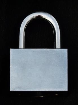 padlock closed close