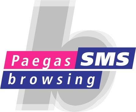 paegas browsing sms