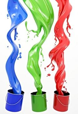 paint pigment 01 hd pictures