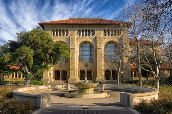 palo alto california stanford university