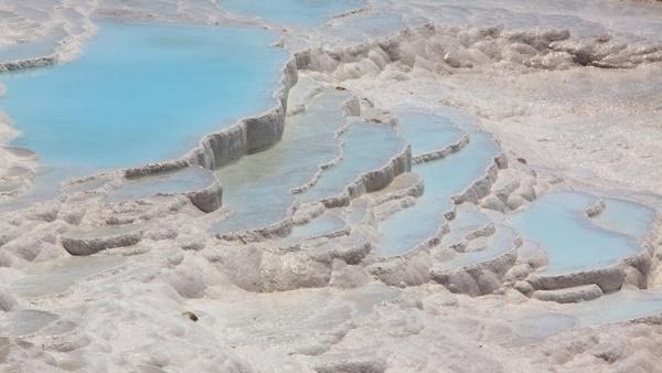 pamukkale cascade pools