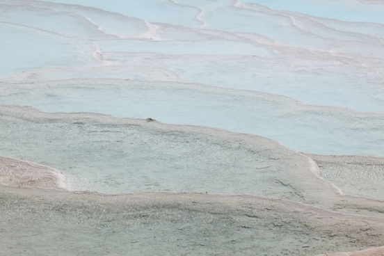 pamukkale pools background