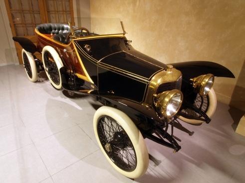 panhard and kevassirm 1912 car automobile