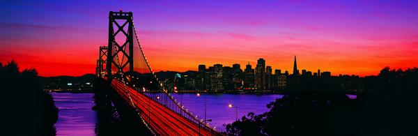 panoramas of american megalopolis