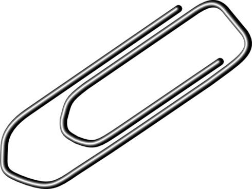 Paper Clip clip art