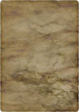 paper parchment worn