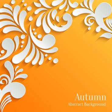 paper spindrift abstract background vector