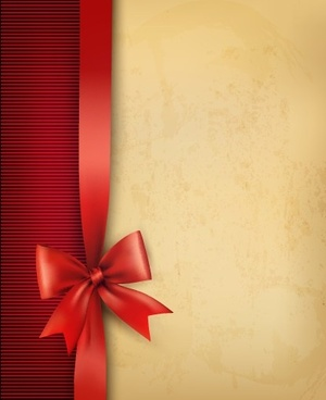 paper with ribbon backgrounds