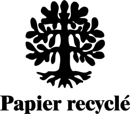 papier recycle