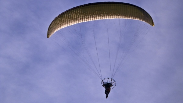 parachute sky sports