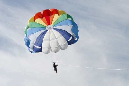 parachuting sports hd picture 2