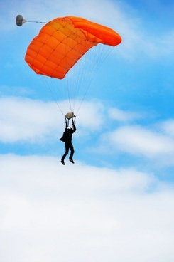 parachuting sports hd picture 4