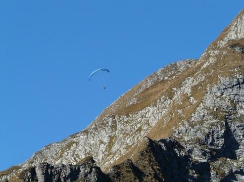 paraglider paragliding h�fats